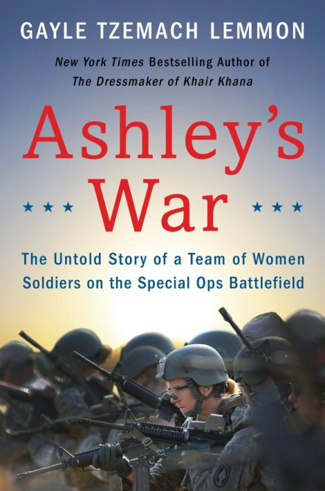 Ashley's War Book Cover