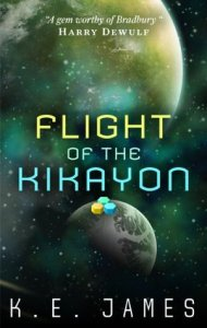 2015 Campbell Award Nominee: Flight of the Kikayon by Kary English