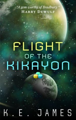 Flight of the Kikayon Book Cover