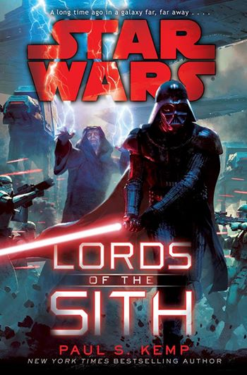 Lords of the Sith Book Cover