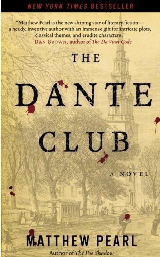 The Dante Club Book Cover