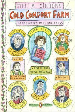 Cold Comfort Farm Book Cover
