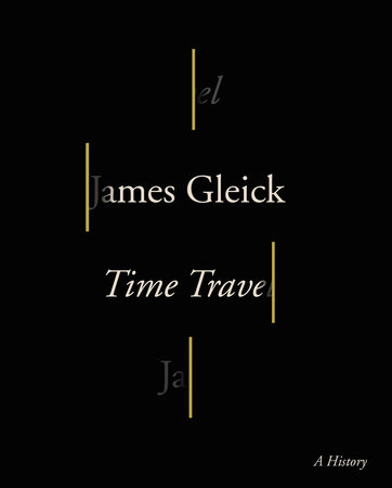 Time Travel: A History Book Cover