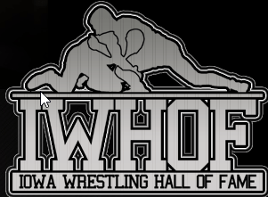 Click to see Coach Weber's profile on the Iowa Wrestling Hall of Fame site. He was inducted in the Spring of 2015