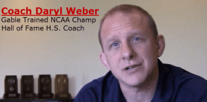 Coach Daryl Weber Pic