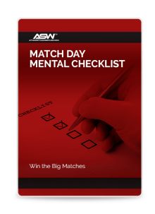 Match Day Mental Checklist