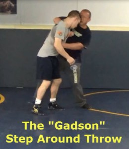 gadson throw