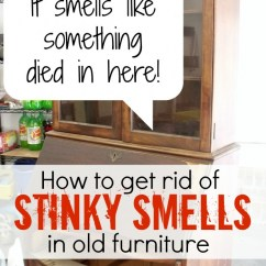 How To Clean Leather Sofa That Smells Of Smoke Toronto Canada Get Gross Out Old Furniture Atta Girl Says Tips For Getting Rid Odor In