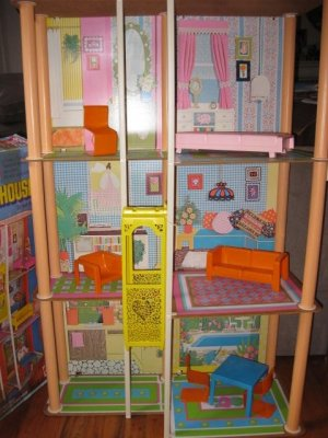 Barbie's Dream House