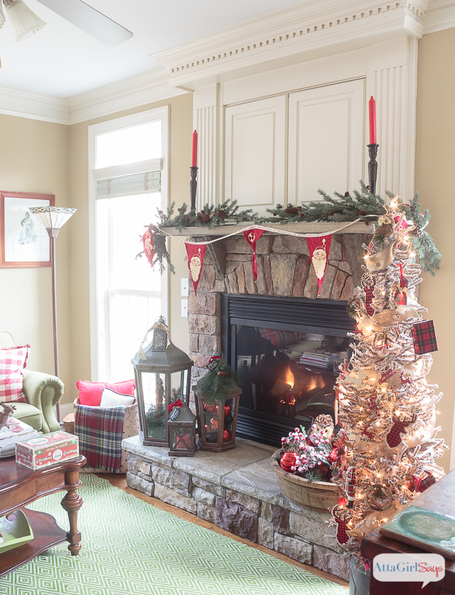 Affordable Decorated Fireplace Simple Guidelines On Decorating The With