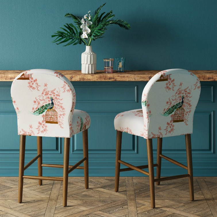 colorful accent chair club chairs leather target opalhouse collection: vintage inspired home decor favorites