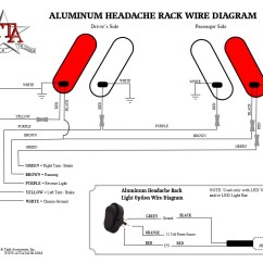 How To Wire A Light And Switch Diagram 1983 Yamaha Virago Xv500 Wiring Aluminum Headache Rack Installation Instructions Jpg