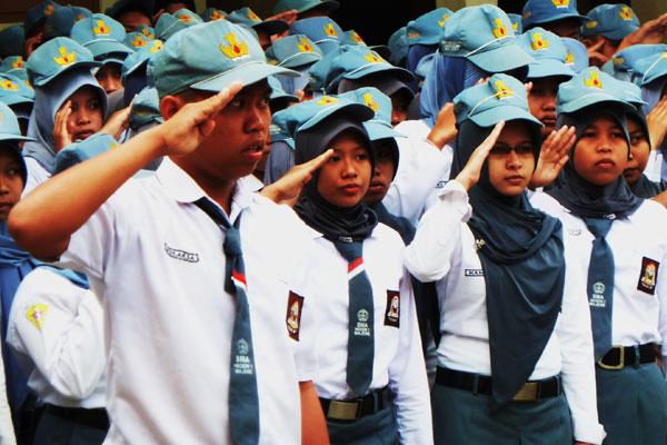Hukum Upacara Bendera