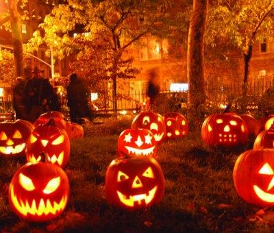 Tradisi Kafir Halloween