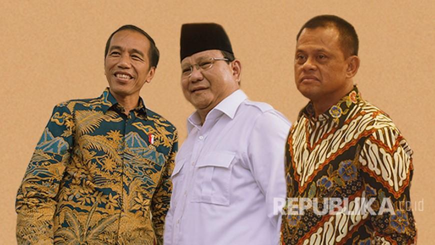 Sepercik Uswah dari Jokowi dan Prabowo