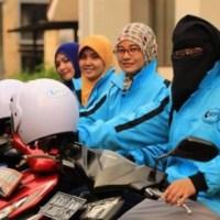 Hukum Driver Ojek Membonceng Perempuan