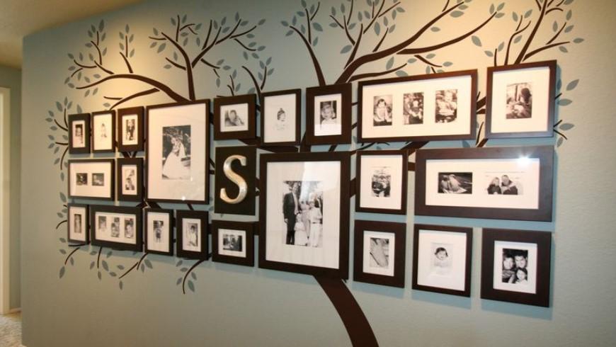 Hukum Memajang Foto Keluarga di Rumah