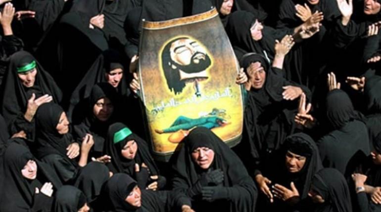 Pembunuh Husain Orang Irak