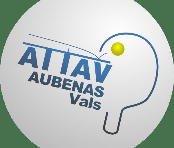 ATTAV-Association du Tennis de Table d'Aubenas-Vals