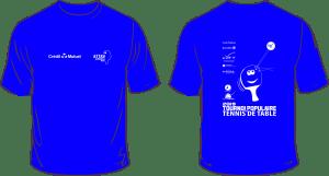 T-shirt - Tournoi Populaire ATTAV 2019