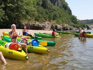 Sortie Canoë/Kayak 2019