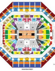 View large map download also seating charts att center rh attcenter