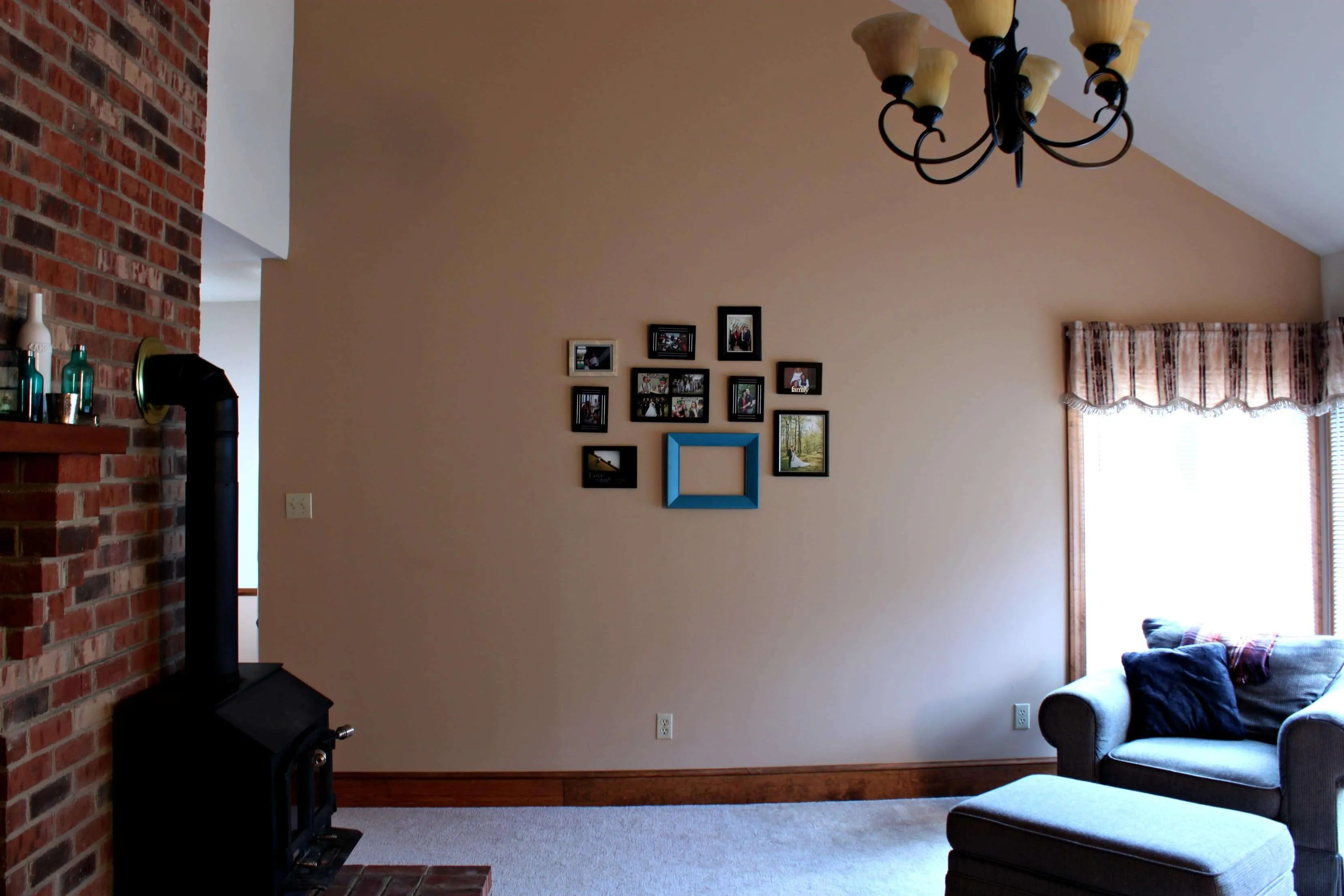 Living Room Gallery Wall Decor Part 43