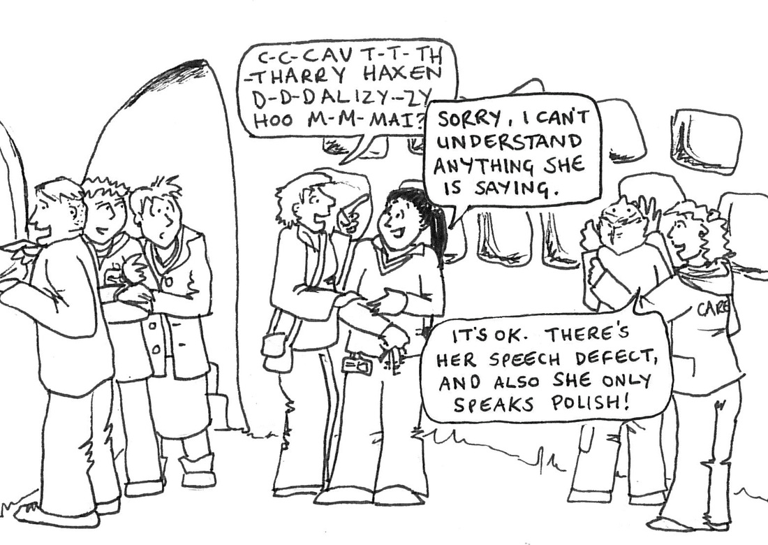 Attendant's View Blog and Cartoons