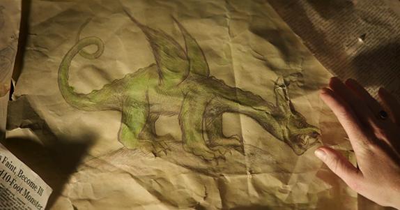 il drago invisibile 2
