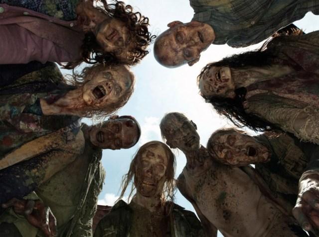 Come la carne per gli zombie...