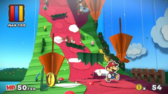 paper-mario color splash attenti a quei gamer