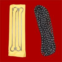 Tent Spikes/Rope Set