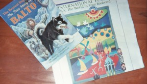 Children love the story of Balto who saved a young girl's life by delivering medicine to her remote town in Alaska. His heroism inspired the Iditarod Sled Race.