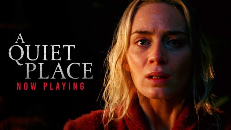 A QUIET PLACE (HALLOWEEN SPECIAL)