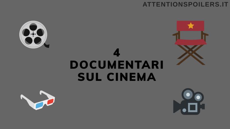DOCUMENTARI SUL CINEMA #1