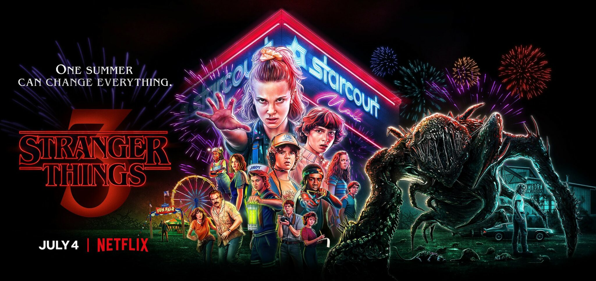 STRANGER THINGS – TERZA STAGIONE