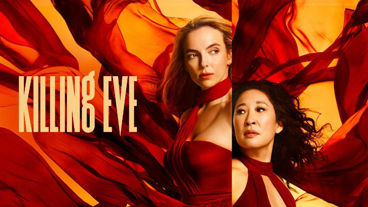 KILLING EVE – STAGIONE 3