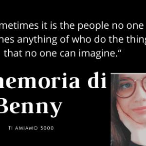 In memoria di Benny