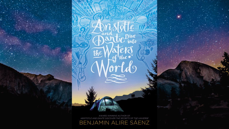 ARISTOTLE and DANTE DIVE INTO THE WATERS OF THE WORLD (spoiler free)