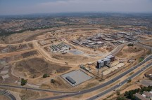 Mall of Africa aerial-001