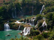 Les plus grandes chutes d'eau du Vietnam