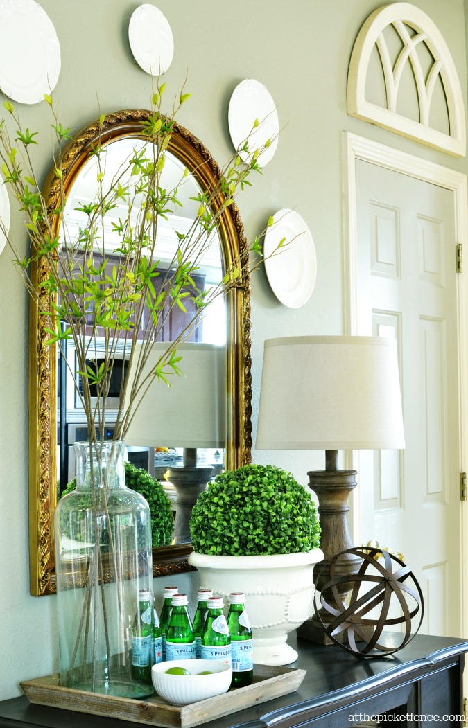 Summer Home Tour 2014  At The Picket Fence