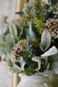 Winter Decorating Ideas - At The Picket Fence