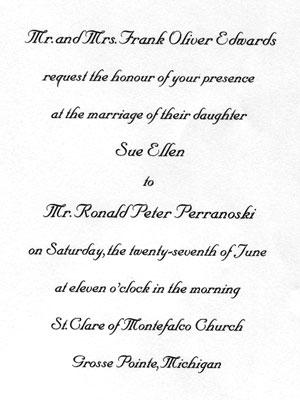 Wedding Invitation Wording For Colleagues Invitations