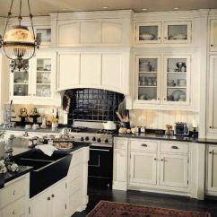 Black Sink Kitchen Premium Cabinets Manufacturers Farm