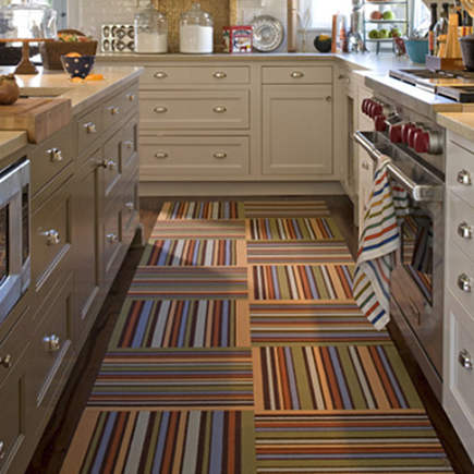 kitchen carpets salamander modular carpet tiles eco friendly pattern floor by flor via atticmag