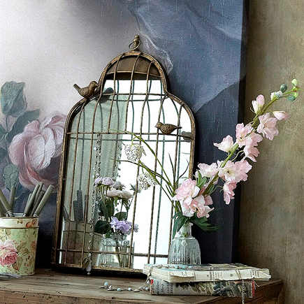 Decorative Bird Cage Wedding