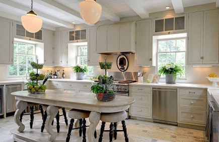 Kitchen Island Variations