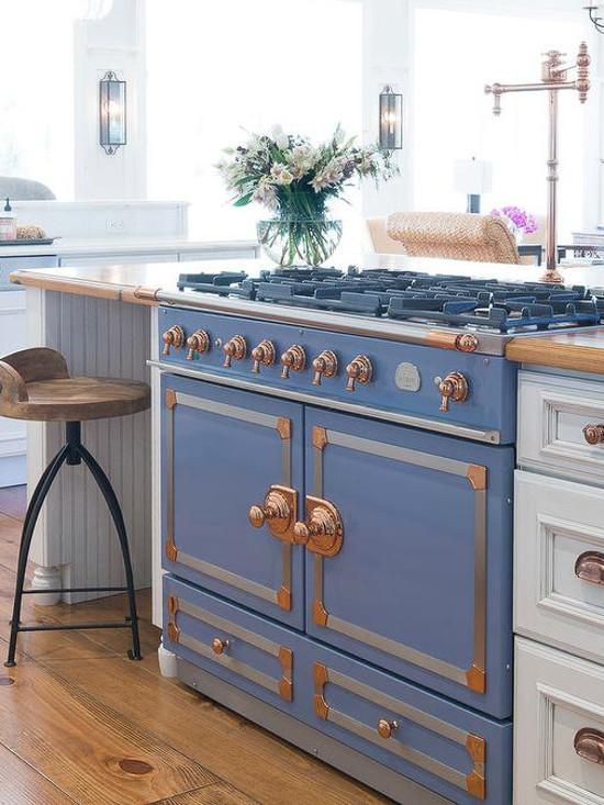 la cornue kitchen sink hose repair blue ranges fe 110 in provence a white karr