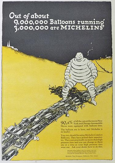 1925 Michelin Tires Ad Michelin Man Vintage Tire Ads